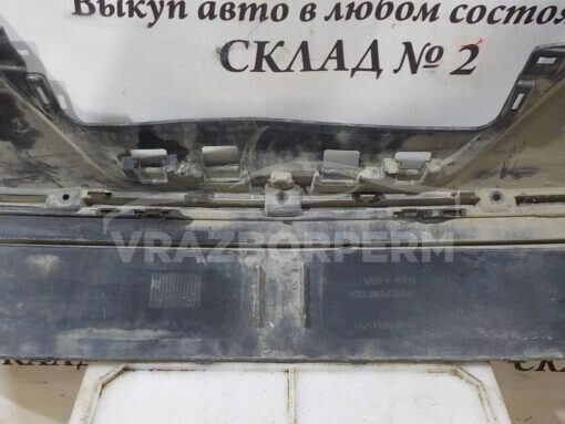 Спойлер бампера (юбка) задн. центр. Mercedes Benz GL-Class X166 (GL/GLS) 2012>  A1668850753