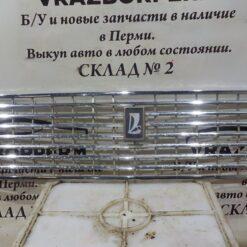 Решетка радиатора перед. центр. VAZ 2101  21018401014 2