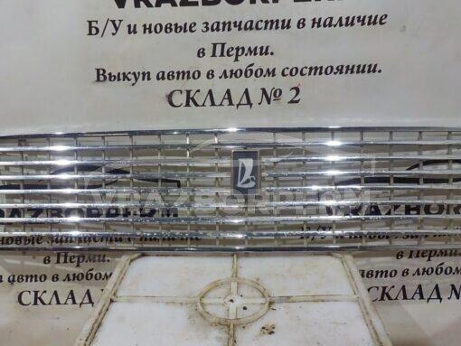 Решетка радиатора перед. центр. VAZ 2101  21018401014