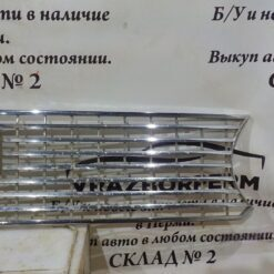 Решетка радиатора перед. центр. VAZ 2101  21018401014 3