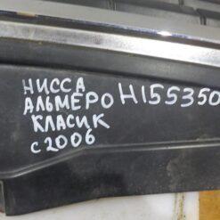 Решетка радиатора перед. центр. Nissan Almera Classic (B10) 2006-2013  6230095F0A 10