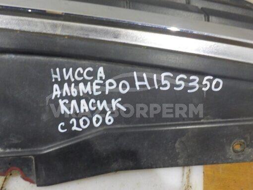 Решетка радиатора перед. центр. Nissan Almera Classic (B10) 2006-2013  6230095F0A