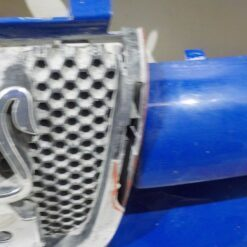 Решетка радиатора перед. центр. Peugeot Partner (M59) 2002-2012  7804N1 3