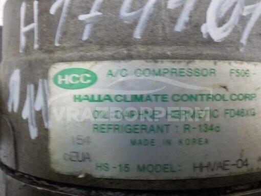 Компрессор кондиционера Kia Spectra 2001-2011  0K2A261450