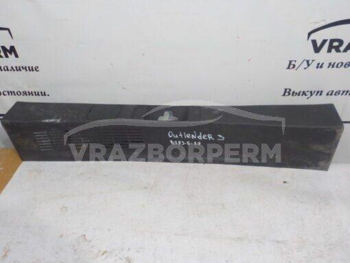 Обшивка багажника задняя (задней панели) центр. Mitsubishi Outlander (GF) 2012>  7240A135