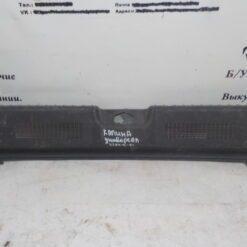 Обшивка багажника задняя (задней панели) центр. VAZ Lada Kalina 2004-2013  11175602016