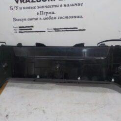 Обшивка багажника задняя (задней панели) центр. Toyota Camry V50 2011>  5838733111 2