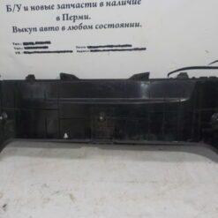 Обшивка багажника задняя (задней панели) центр. Toyota Camry V50 2011>  5838733111 1