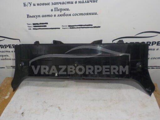 Обшивка багажника задняя (задней панели) центр. Toyota Camry V50 2011>  5838733111