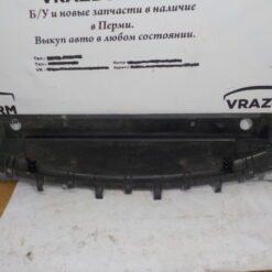 Пыльник бампера (защита) передний центр. Renault Laguna II 2001-2008  000146980 1