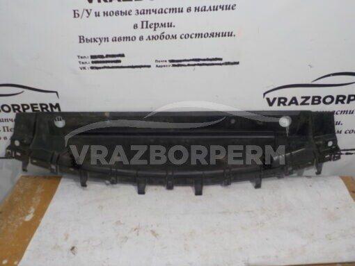 Пыльник бампера (защита) передний центр. Renault Laguna II 2001-2008  000146980