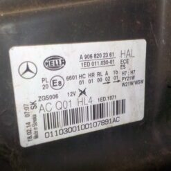 Фара левая перед. Mercedes Benz Sprinter (906) 2006>  A9068202361 3