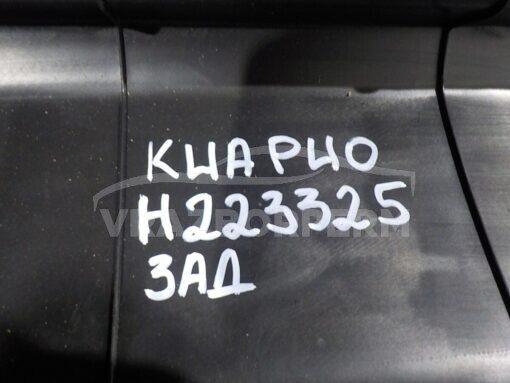 Спойлер бампера (юбка) задн. Kia RIO 2011-2017 866124X500 866124Y500