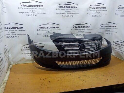 Бампер передний Renault Logan 2005-2014  620223580R
