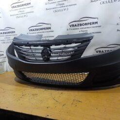 Бампер передний Renault Logan 2005-2014 620223580R 2