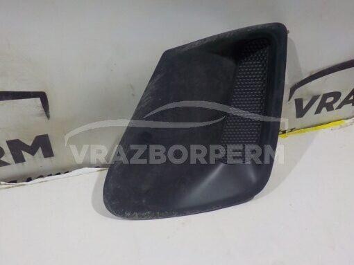 Решетка бампера переднего левая (без ПТФ) Toyota Corolla E15 2006-2013  8148212120
