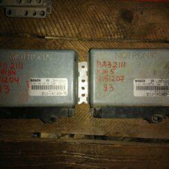 Блок управления двигателем (ЭБУ/мозги) внутр. VAZ 21100  2111141102070, 0261206683