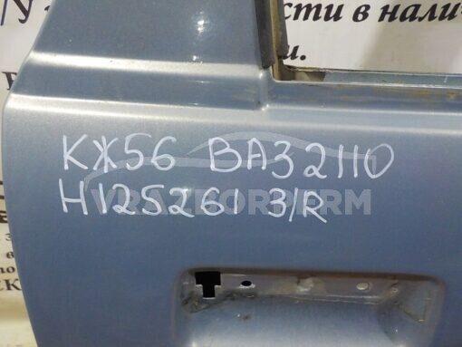 Дверь задняя правая VAZ 21100  21106200014
