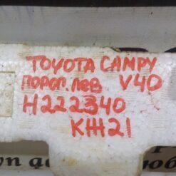 Усилитель порога лев. Toyota Camry V40 2006-2011  7586433010 7