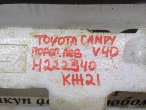 Усилитель порога лев. Toyota Camry V40 2006-2011  7586433010