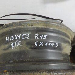 Диски Штампованные r15 радиус   42700SNKP01 1551143 1