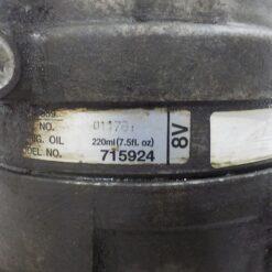 Компрессор кондиционера Chevrolet Epica 2006-2012  96409087, 95905493 1