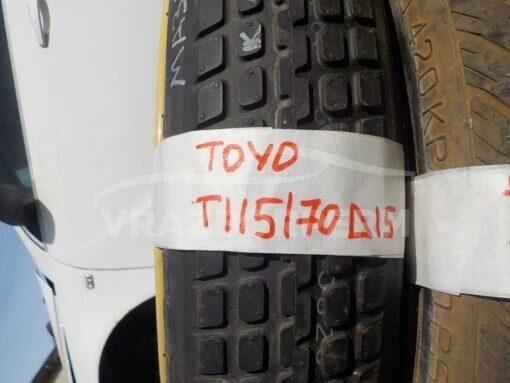 Диск запасного колеса (докатка) Mazda Mazda 3 (BK) 2002-2009  9965264050 1157015