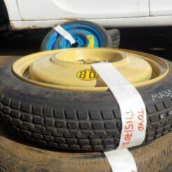 Диск запасного колеса (докатка) Mazda Mazda 3 (BK) 2002-2009  9965264050 1157015 2