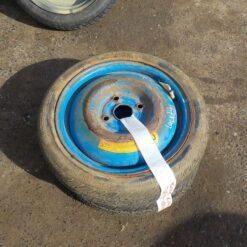 Диск запасного колеса (докатка) Chevrolet Lacetti 2003-2013  96495245 1257015 4