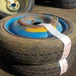 Диск запасного колеса (докатка) Chevrolet Lacetti 2003-2013  96495245 1257015 5