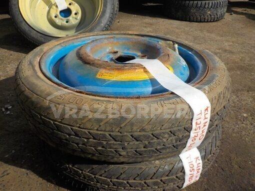 Диск запасного колеса (докатка) Chevrolet Lacetti 2003-2013  96495245 1257015