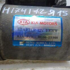 Стартер Kia Spectra 2001-2011  361002X000 6