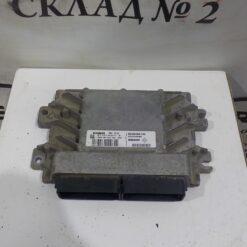 Блок управления двигателем Renault Logan 2005-2014  8200483732, 8200326380