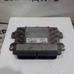 Блок управления двигателем внутр. Renault Logan 2005-2014  8200661124, 8200598389 1