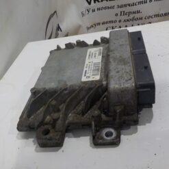 Блок управления двигателем внутр. Renault Logan 2005-2014  8200661124, 8200598389 2