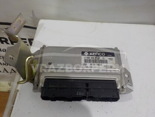 Блок управления двигателем внутр. Hyundai Getz 2002-2010  3910626640