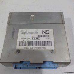 Блок управления двигателем внутр. Daewoo Nexia 1995-2016  16240109 5