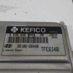 Блок управления двигателем внутр. Hyundai Getz 2002-2010  3910626440 4