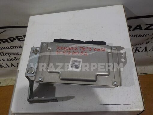 Блок управления двигателем внутр. Hyundai Getz 2002-2010  3910626440