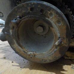 Блок двигателя Chevrolet Lanos 2004-2010  96353019 12