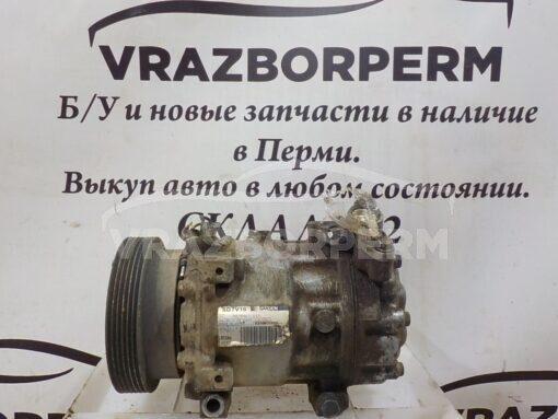 Компрессор кондиционера Renault Logan 2005-2014  8200802608, 926000097R, 926006229R, 8200117767