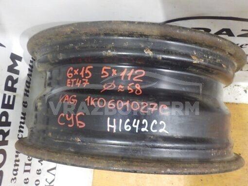 Диски Штампованные r15 радиус   1K0601027C