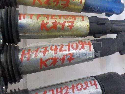 Катушка зажигания VAZ Lada Priora 2008> 0221504473  21120370501013