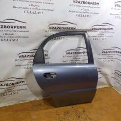 Дверь задняя правая Chevrolet Lanos 2004-2010  96303929 1