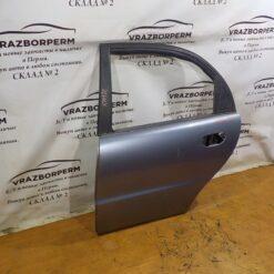 Дверь задняя левая Chevrolet Lanos 2004-2010  96303928 2