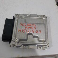 Блок управления двигателем (ЭБУ/мозги) Hyundai Solaris 2010-2017  391132B670 4