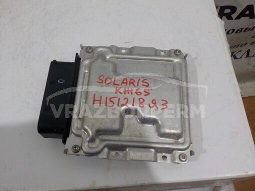 Блок управления двигателем (ЭБУ/мозги) Hyundai Solaris 2010-2017  391132B670