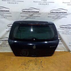 Дверь багажника со стеклом зад. Suzuki Swift 2004-2010  6910063J23, 8457062J00, 8251063J00, 3881062J01, 3881062J00