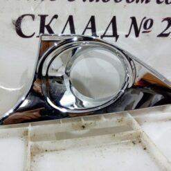 Решетка бампера переднего левая (под ПТФ) Toyota Camry V50 2011>  5212733150, 5212733151, 5212733152 1