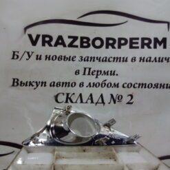 Решетка бампера переднего правая (под ПТФ) Toyota Camry V50 2011> 5212733150, 5212733151, 5212733152 2